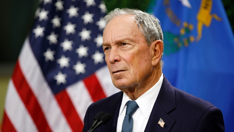 Election 2020 Michael Bloomberg