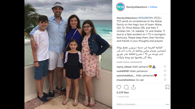 michigan family killed in crash 1 6 19