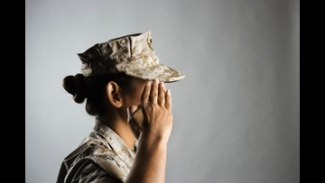 'I said no 20 times', military rape victims speak out