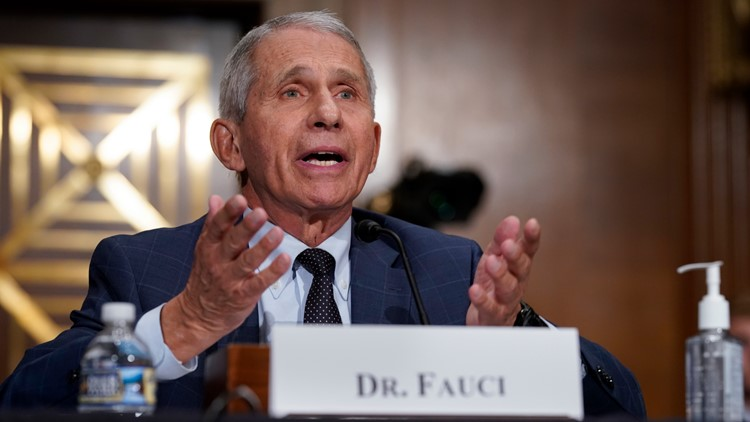 VERIFY: 1-on-1 with Dr. Fauci on booster shots, CDC mask guidelines & more