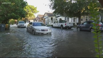 Boil water advisory reinstated for Uptown New Orleans