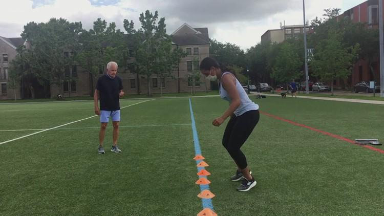 Workout Wednesdays with Mackie Shilstone - July 29