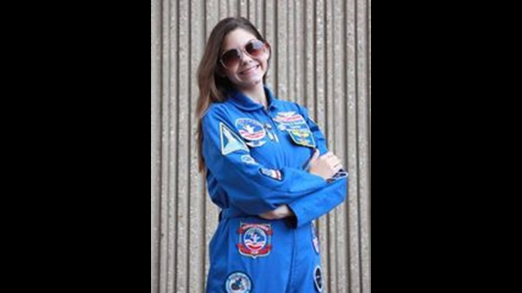 NASA is grooming this Baton Rouge teen for a mission to Mars. (Photo: WWW.CHERISHEDPORTRAITS.COM)