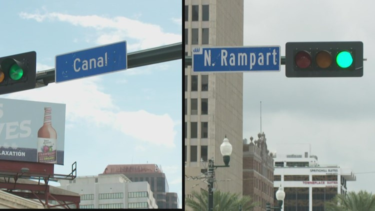 North Rampart street reopens after two-year closure