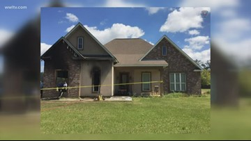 1 dead in Covington-area house fire