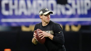 Report: Saints restructure Drew Brees' contract, add $10.8 million in cap space