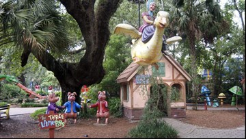 City Park's Storyland set to reopen this month after $800k renovation