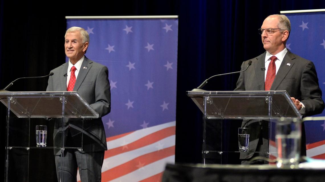 Clancy: Where is the Edwards vs. Rispone governor's debate?