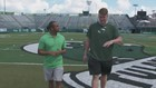 100 yards with the Green Wave: John Leglue