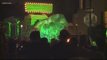 Krewe du Vieux 2019: 'The City of Yes, Yes, Oh God Yes'