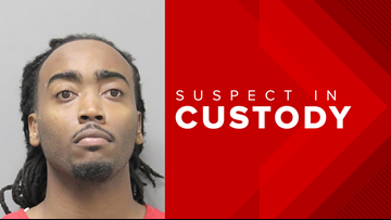 Police: Thibodaux robbery suspect arrested after getting stuck in mud