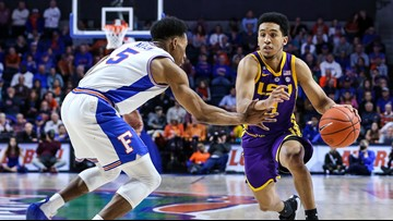 How to watch LSU vs Yale in NCAA March Madness