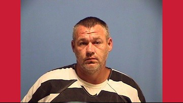 Northshore man arrested for breaking into, burning down trailer