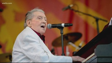 Jerry Lee Lewis moved to rehab center after stroke, cancels Jazz Fest performance