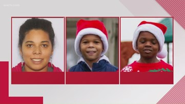 These missing children are with their mother, accused of murder. Have you seen them?