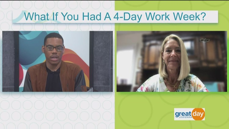 4-day work weeks are becoming a trend