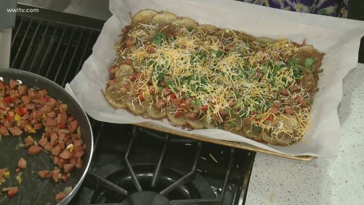 Recipe: Scalloped Potato Roll