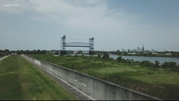 New Orleans' levees won't be up to standard as early as 2023; Louisiana will need $200 million to fix them