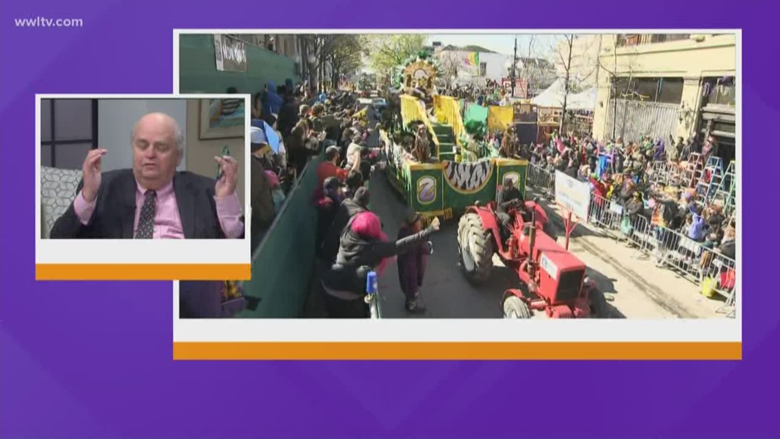 Safety challenges krewes face during Carnival