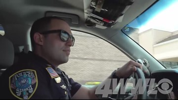 Slidell police officer surprises woman who walked 6 miles to work with new car from local dealer