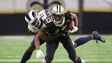 What they're predicting for the Saints and Rams