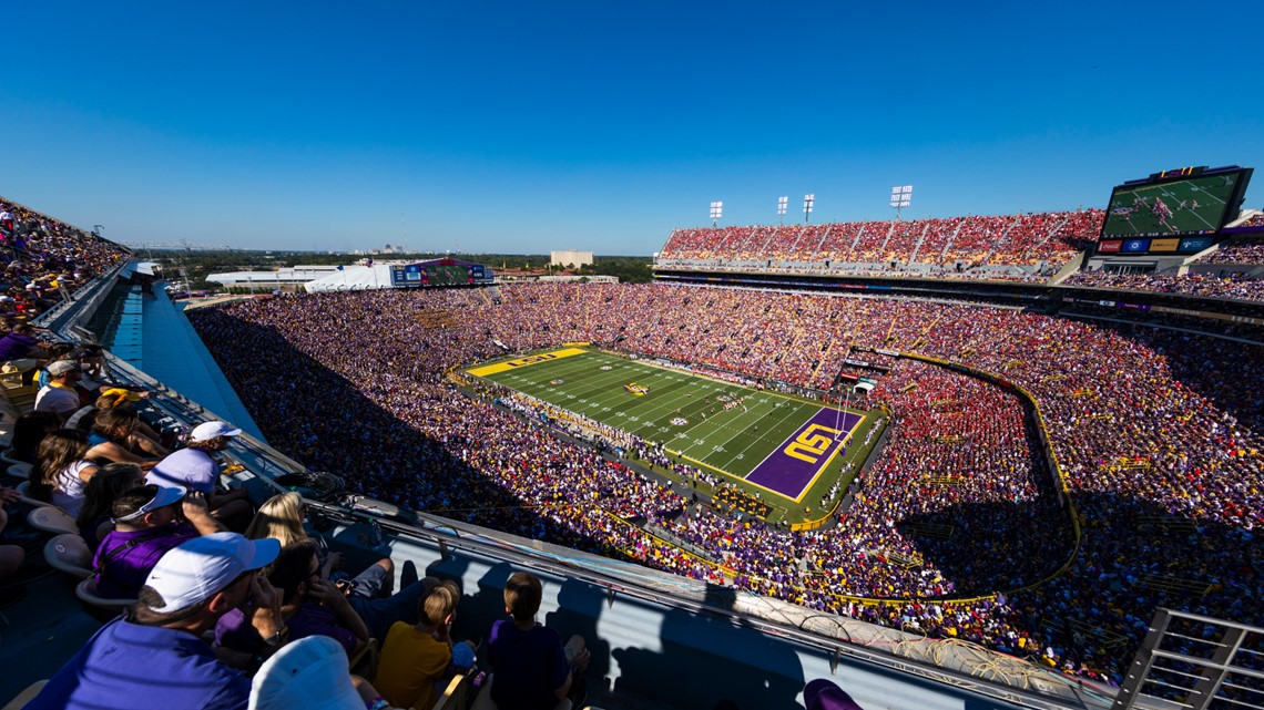 LSU Athletic Director says academics can't rely on money from sports