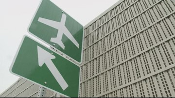 As new terminal opens next week, neighbors concerned over traffic, road to airport