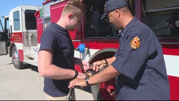 Volunteer firefighter force needs more people