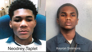 3 wanted after shooting into crowd outside Houma house