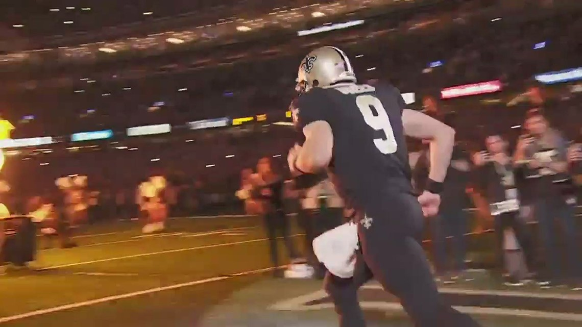 Looking back at Drew Brees' Hall of Fame NFL career
