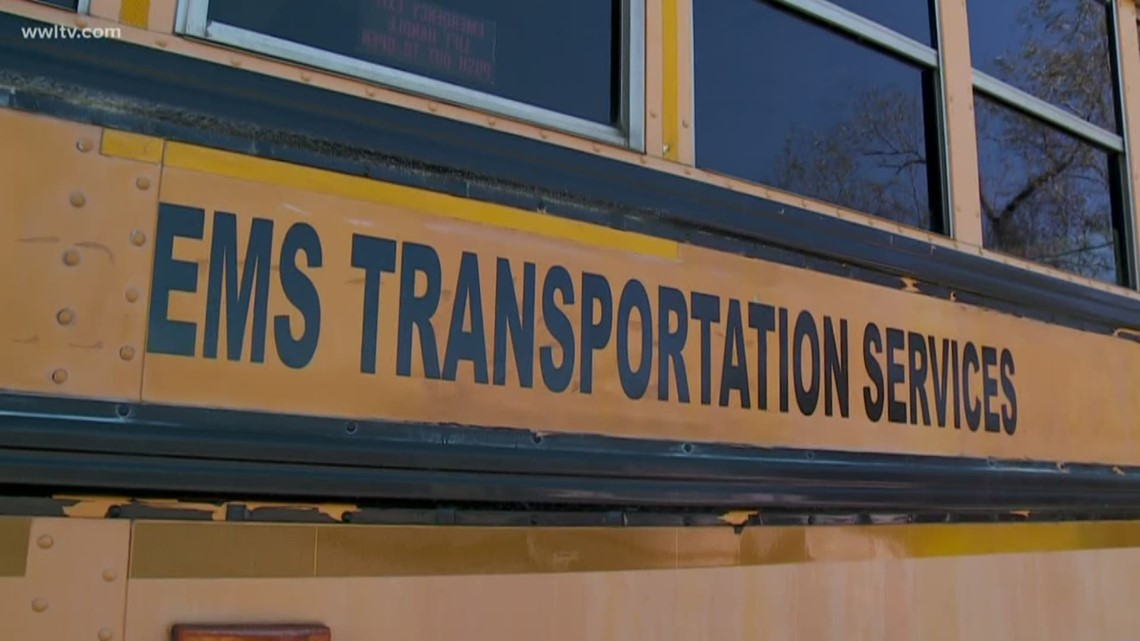 Disgraced school bus operators pop up with new company