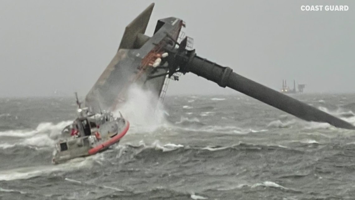 First recovered victim in Seacor capsize identified