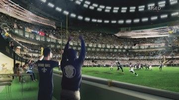 $450 million in Superdome improvements approved, see the renderings