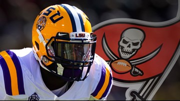 Buccaneers sign first-round pick Devin White