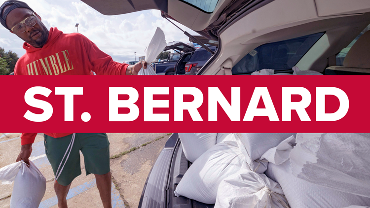 ST. BERNARD PARISH | Latest on power, water, roads & more