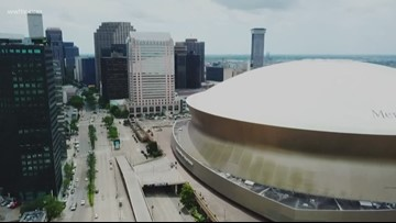 'It was sort of a pipe dream:' The Superdome was a big idea, now it's getting bigger