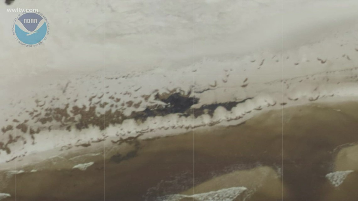Hurricane Sally leaves oil on Florida beach; could it be from 2010 BP spill?