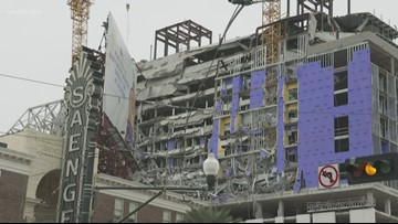 Cause of the Hard Rock Hotel collapse under investigation