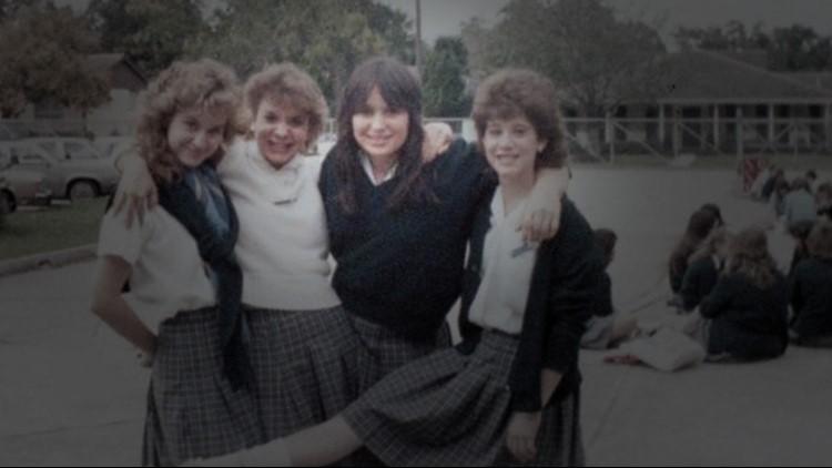 Nanette Krentel High School Friends