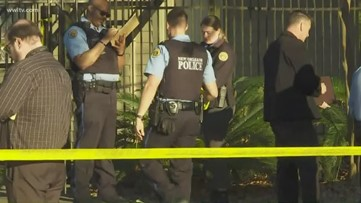 4 shootings in less than 6 hours: 2 dead, 3 wounded, reports say