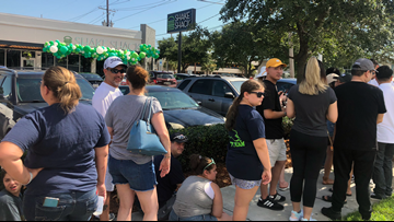 Louisiana's first Shake Shack opens to long lines in Metairie