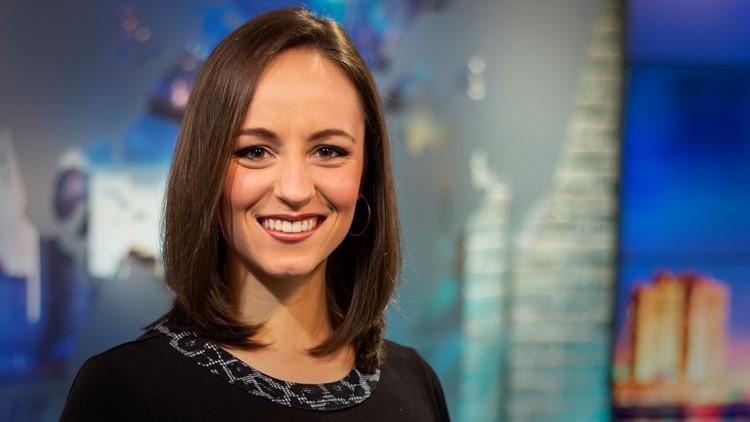 Erika Ferrando - Reporter