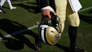 Saints say goal is still the Super Bowl
