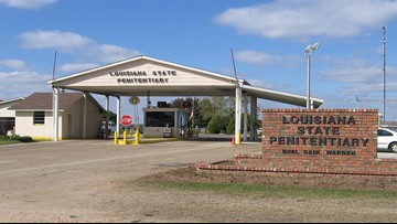 Angola corrections Sergeant arrested for 'inappropriate relationship' with inmate, DOC says