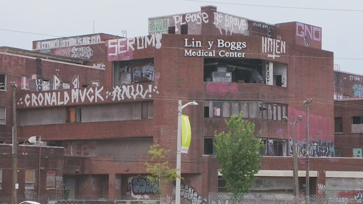 Lindy Boggs Medical Center has a new owner; here's what they plan to do with the building