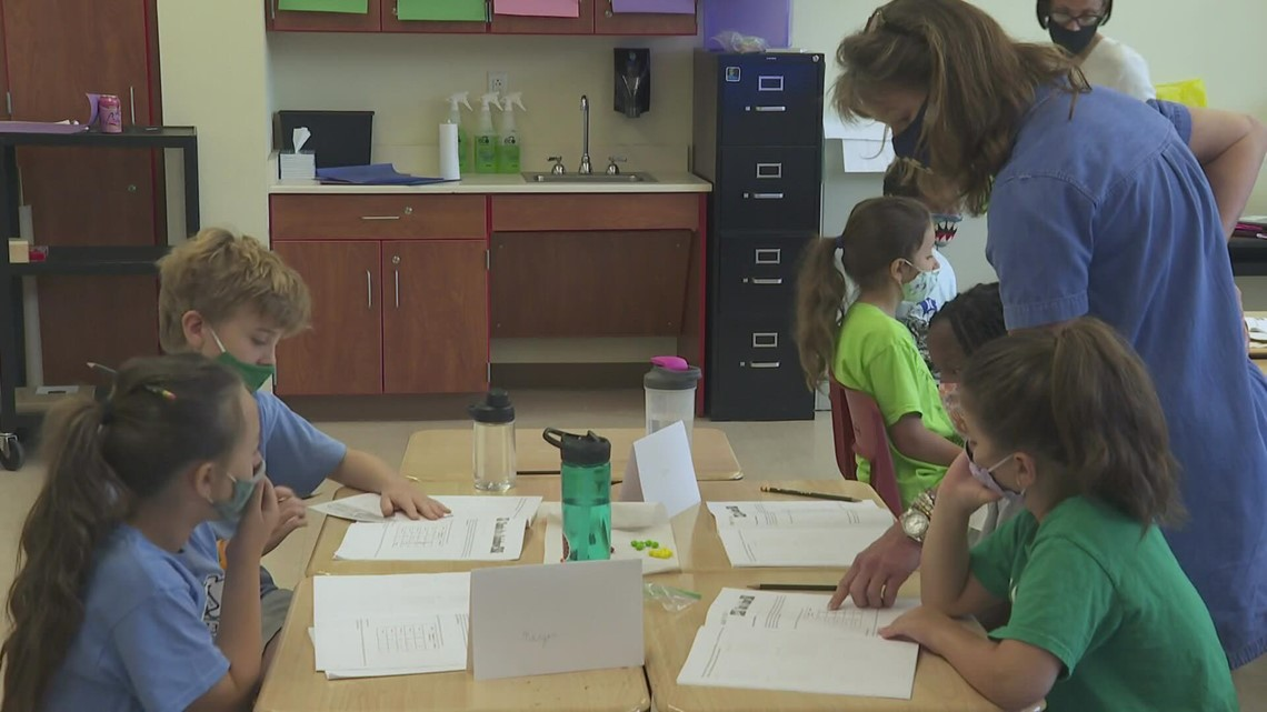 Ochsner health say covid cases are rising in children