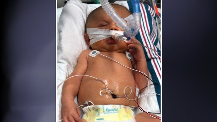 New Orleans baby healed after doctors gave him hours to live, is it a miracle?