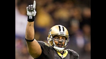 Will Smith to join Saints Ring of Honor