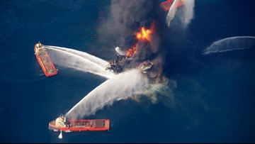 Deepwater Horizon disaster oil drilling regulations cut by Trump administration