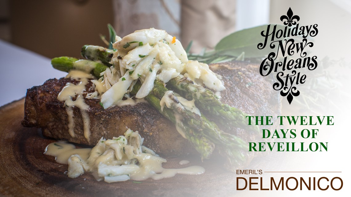 Holiday New Orleans Style Reveillon Giveaway